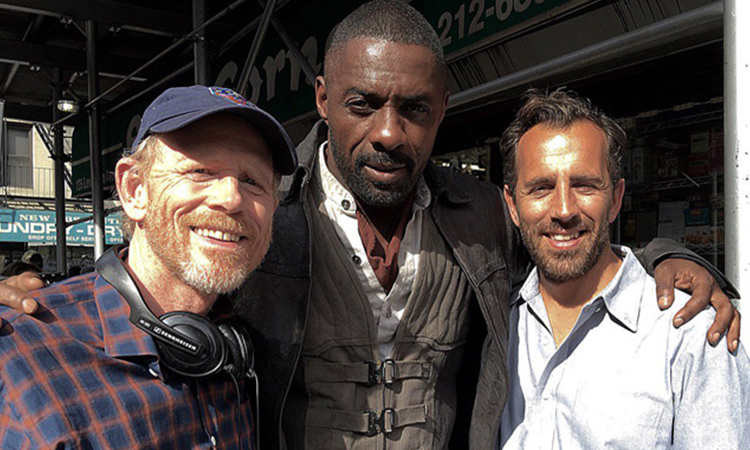 idris elba ron howard nikolaj arcel la tour sombre